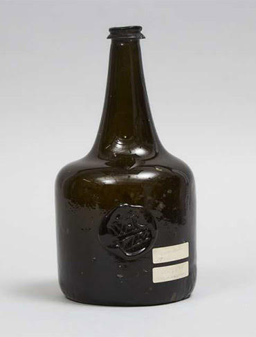 'Sealed' Bottles in Our July Decorative Arts Auction