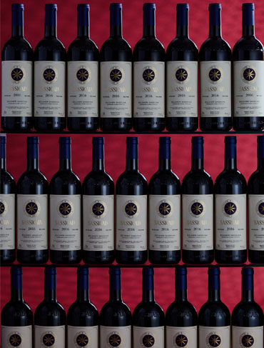 Super Tuscans in Our September Auction