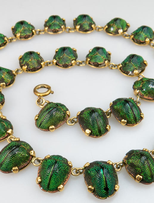 Beetlemania: Insects in Victorian Jewellery