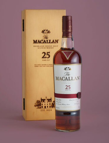 Collecting Macallan Whisky
