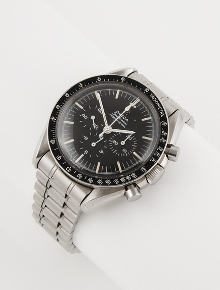 The Legendary History of the Omega Speedmaster