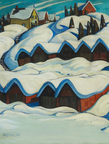 Discover Five 20thCentury Canadian Artists