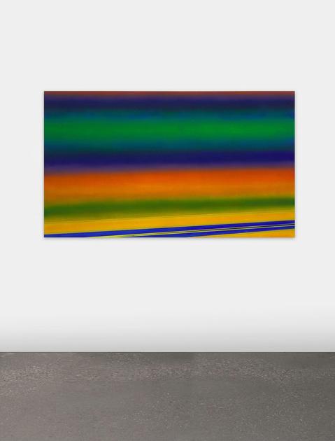 Rita Letendre's Luminous Abstractions