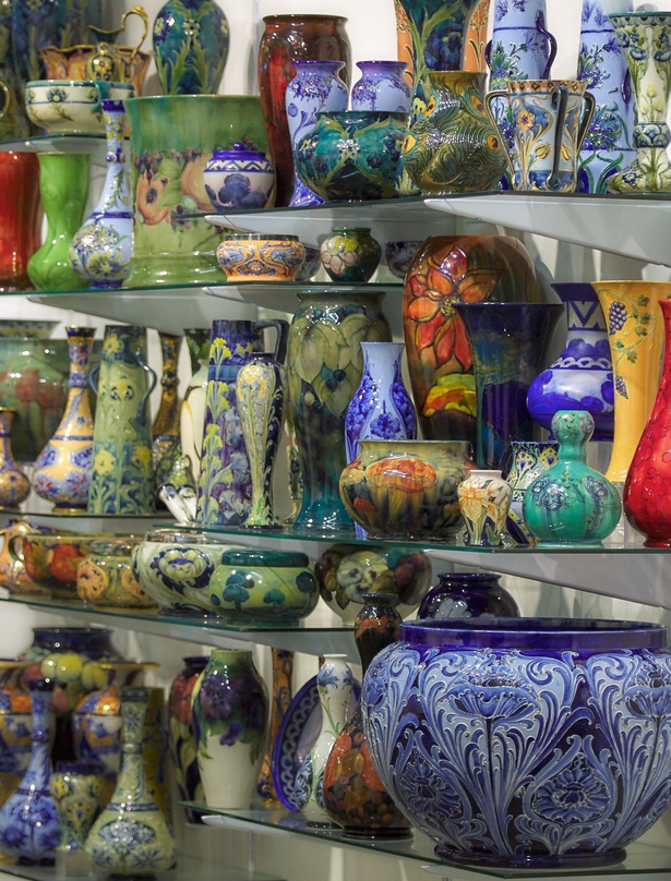 Moorcroft in Bloom: A Brief History of the Work of William Moorcroft
