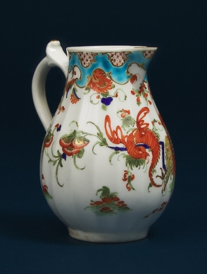 The Jug with a Literary Connection: Worcester Porcelain and Lewis Carroll's 'Jabberwocky'